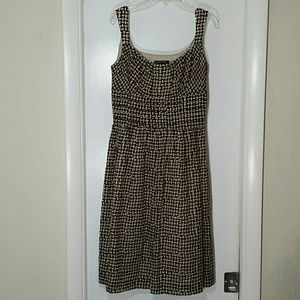 Banana Republic midi summer dress